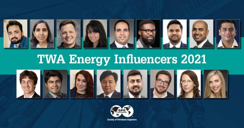 TWA Energy Influencers 2021
